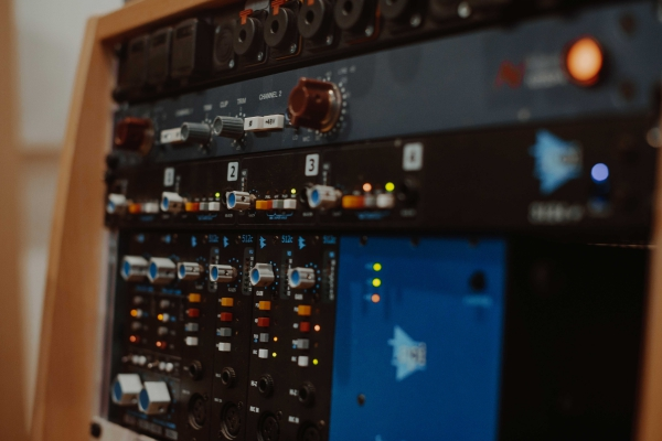 Grabación por pistas y en directo