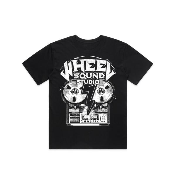Camiseta WSS (Diseño Martillo Ilustration)
