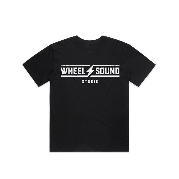Camiseta logo WSS (Diseño Benja Villegas)